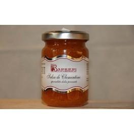 Salsa di mostarda alle clementine, az.agri Barbieri
